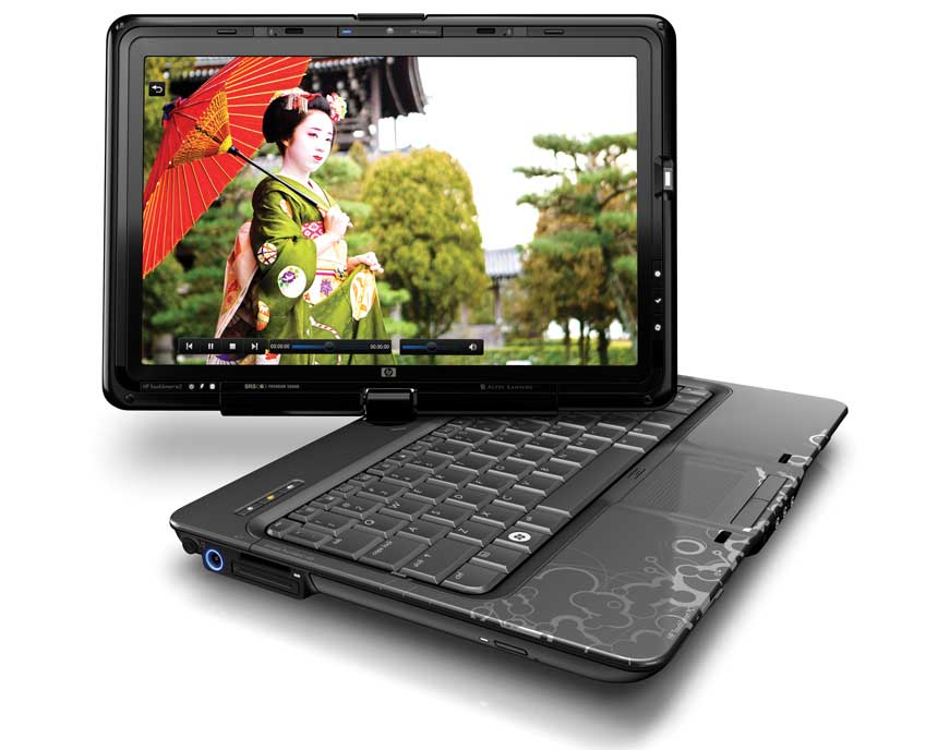 HP Touchsmart tx2