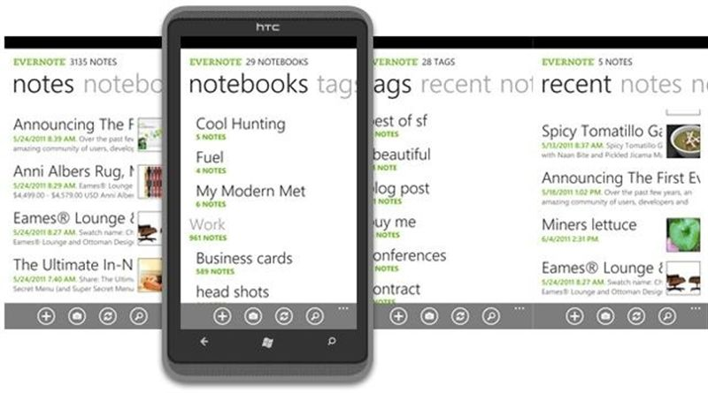 evernote_windowsphone7