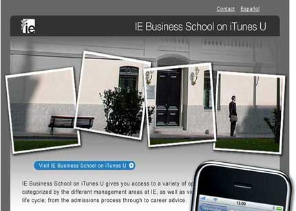 IE Business School en iTunes U