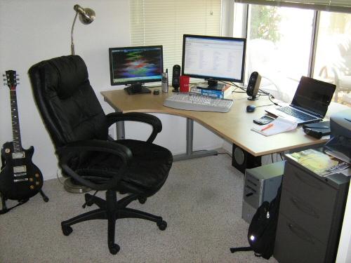 Claves para dise ar nuestro espacio de trabajo muypymes - Decorar despacho profesional ...