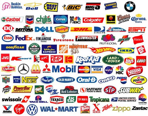 el logo de una compania es la representacion visual de todo lo que