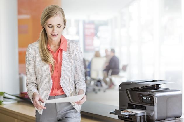 Imprimir de manera eficiente HP Officejet