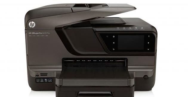 HP Officejet Pro 8600 Plus, drivers para Windows y Mac