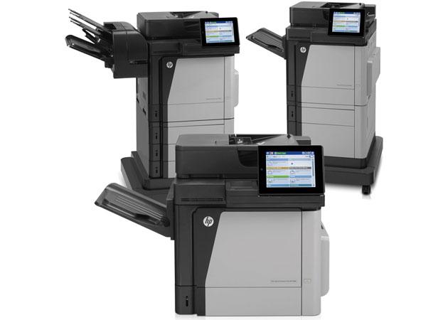 Precios HP Officejet Enterprise Color