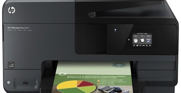 HP Officejet Pro 8610 eAIO