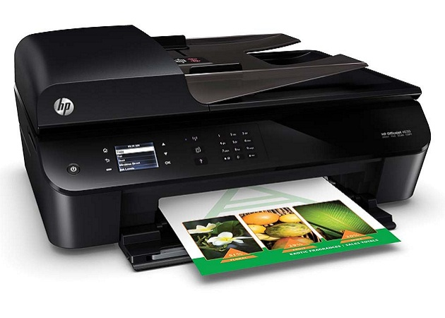 pilote hp officejet 4630