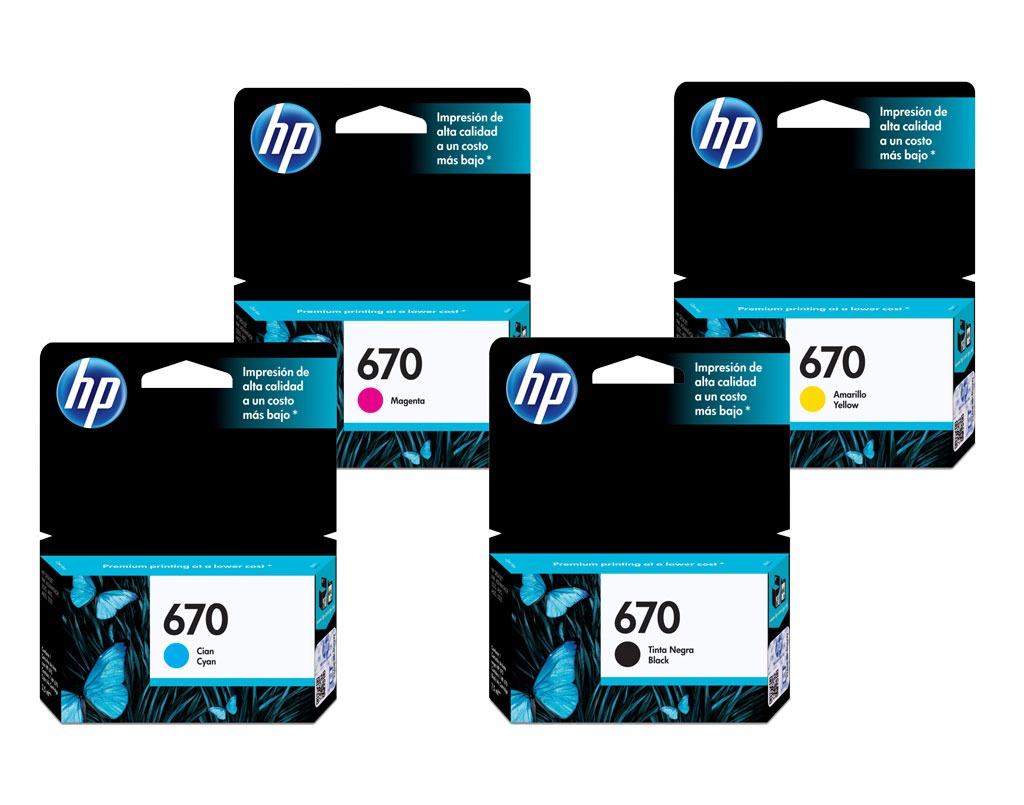 Descubre cómo funciona un cartucho de tinta HP