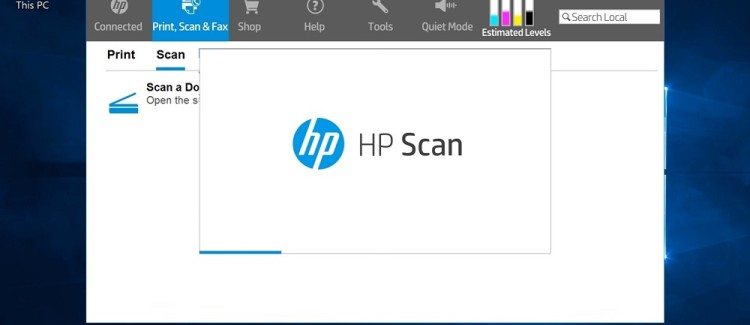 HP Scan