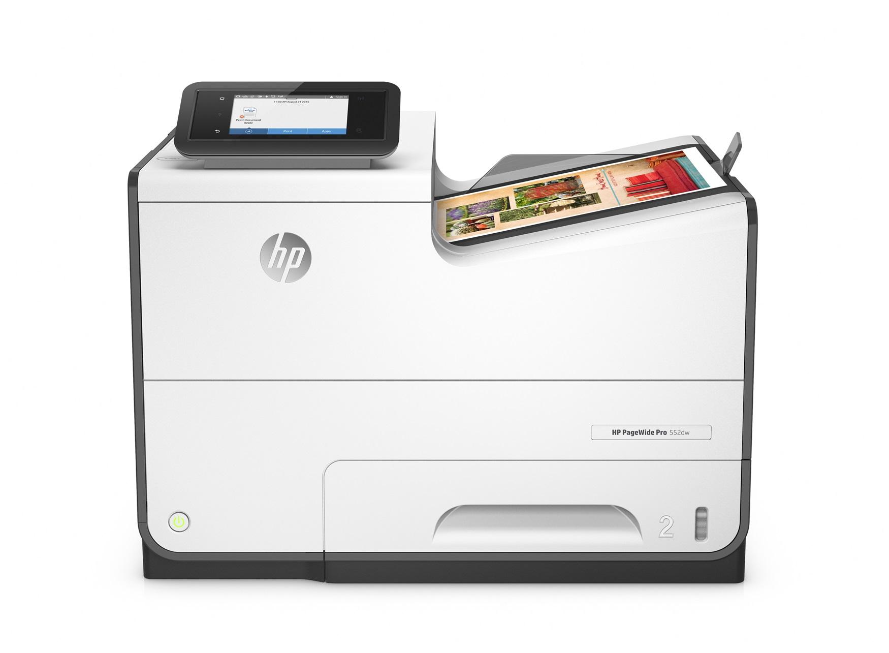 las impresoras PageWide (1)