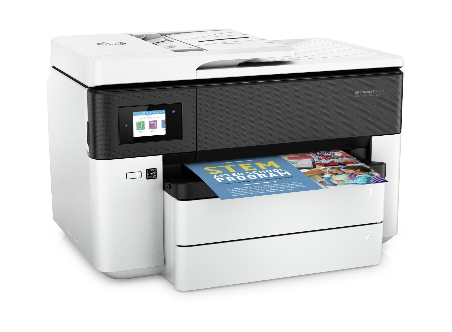 Nuevas Impresoras Hp Officejet Pro 7720 Y 7730