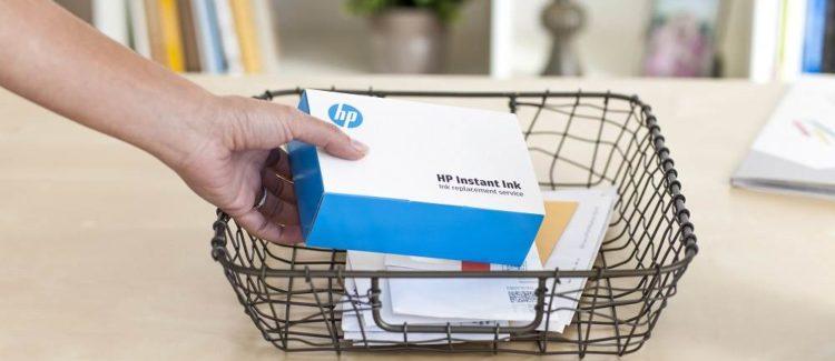 saldo HP Instant Ink