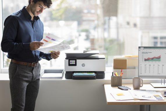 HP OfficeJet Pro serie 9000