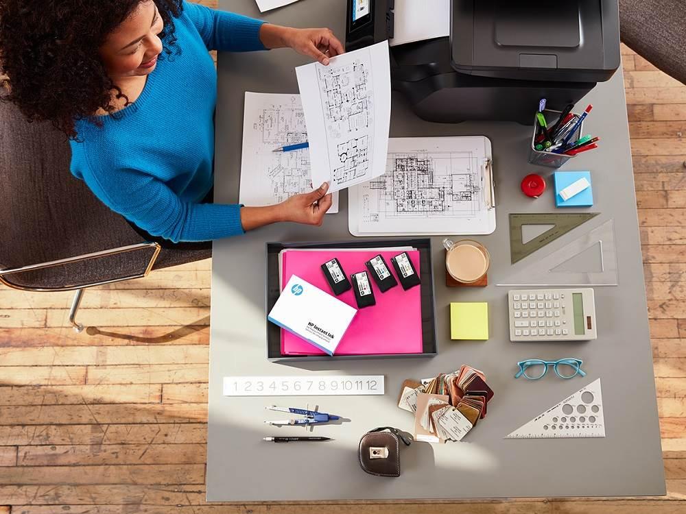 HP Instant Ink imprime