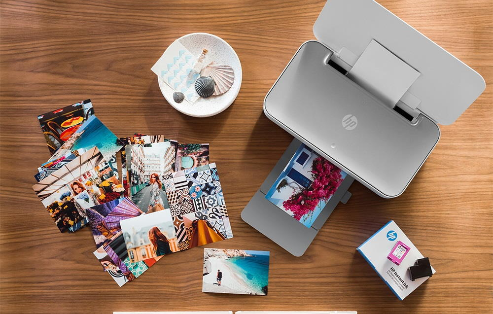 HP Instant Ink fotos