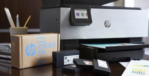 cambiar plan en HP Instant Ink