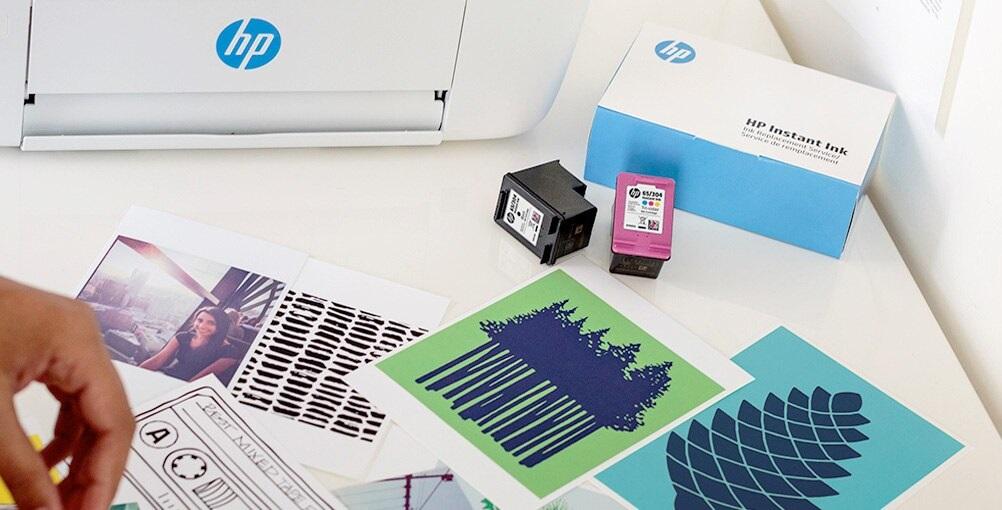 Imprime Gratis Durante 6 Meses Y Recibe La Tinta En Casa Con Hp Instant Ink