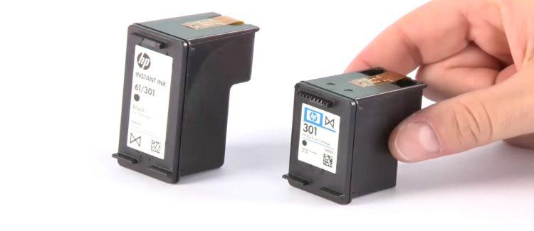 cartuchos del servicio HP Instant Ink