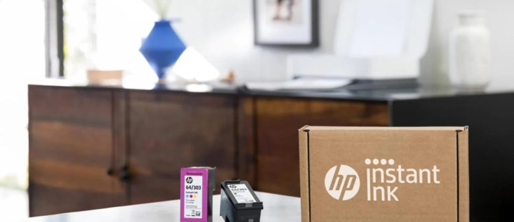 HP Instant Ink miedo a imprimir