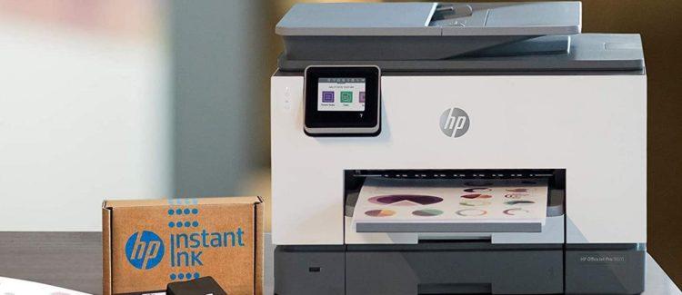 HP Instant Ink adaptado a ti