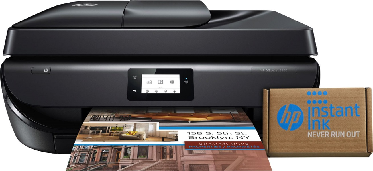 HP Instant Ink Color
