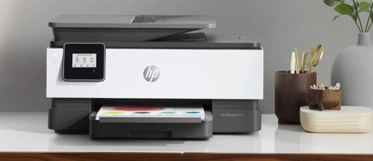HP OfficeJet 8010