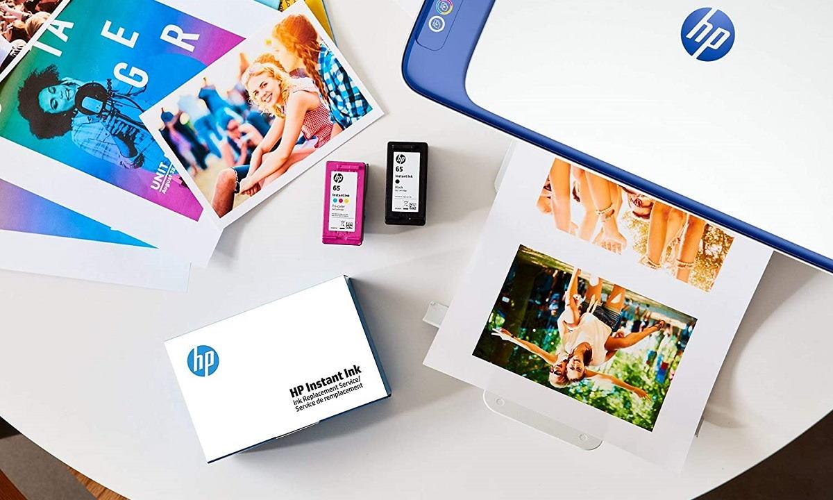 Tinta original HP a domicilio al mejor precio y sin compromisos
