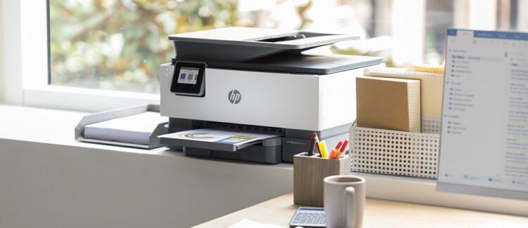 página impresa HP Instant Ink