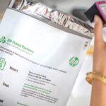 HP Instant Ink reciclaje