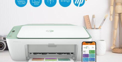 HP DeskJet 2722e