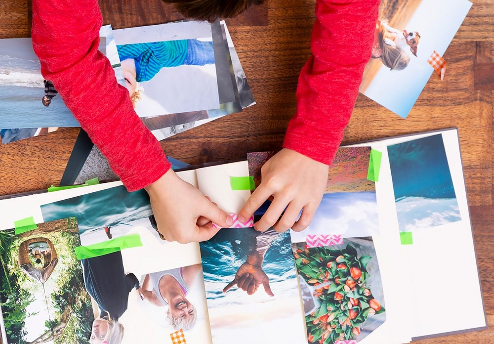 HP Instant Ink fotos vacaciones