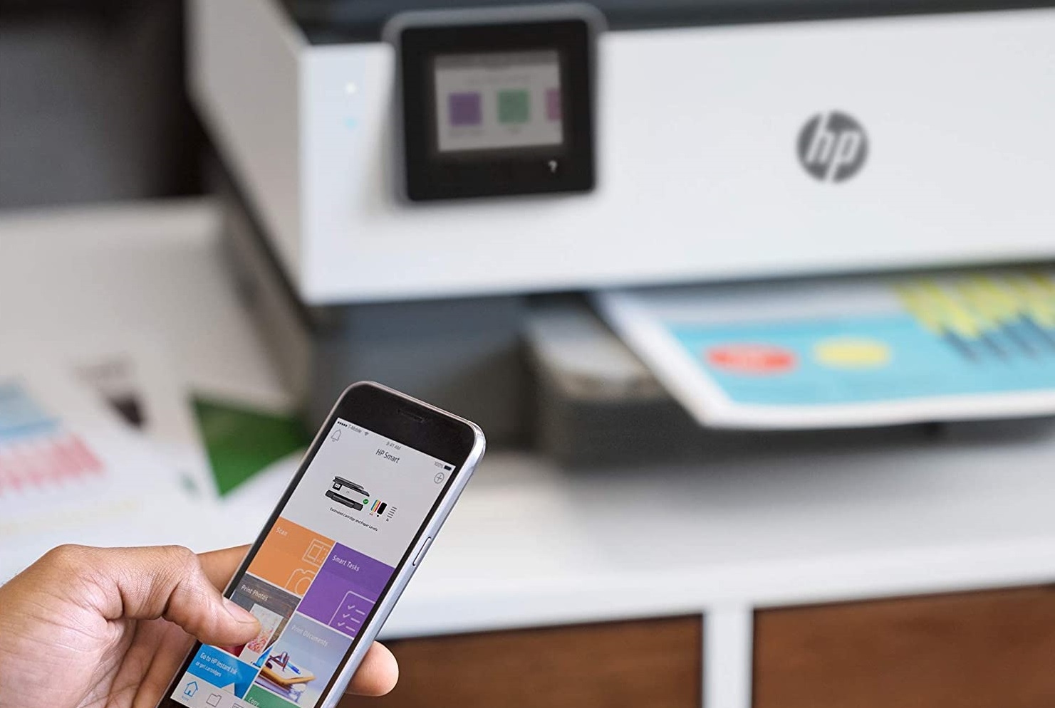 cambiar plan HP Instant Ink