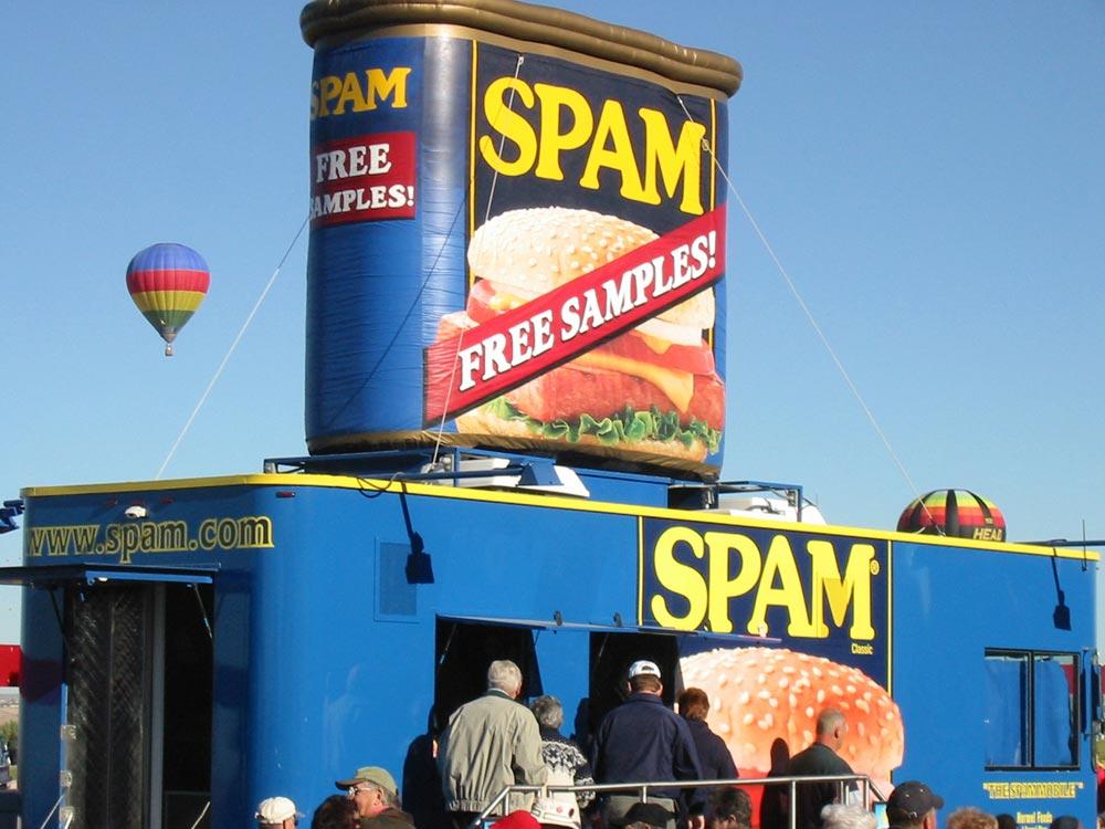 El Spam crece