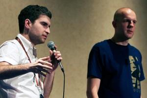 Alex Pilosov y Tony Kapela