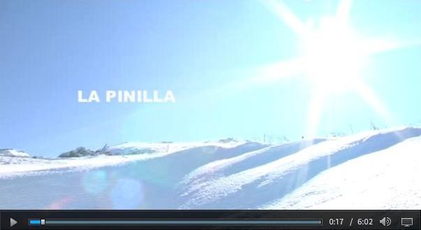 """Estación de esquí """"La Pinilla"""""""
