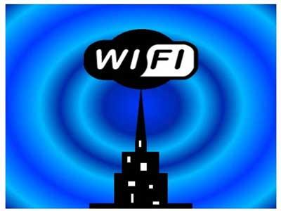 WiFi gratuito en Barcelona