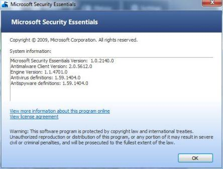 microsoft-security-essentials-version