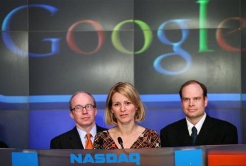 Las grandes de Internet crecen en 2009