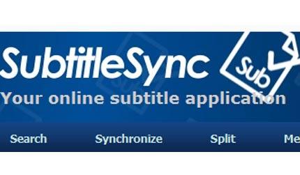 SubtitleSync