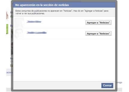 facebook ocultos