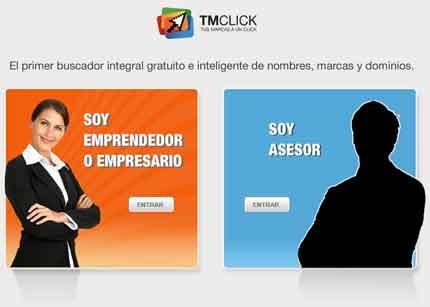 TM Click: un pequeño Google para emprendedores