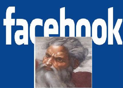 dios en facebook