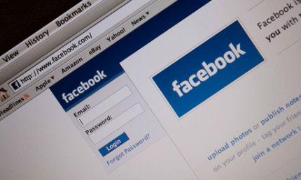 facebook contraseña