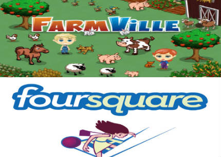 farmville foursquare
