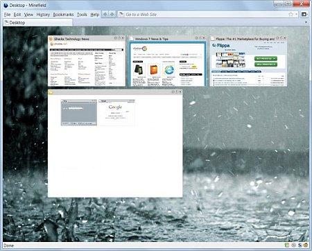 Ten tu propio escritorio dentro de Firefox con Desktop