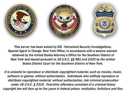 Las autoridades de Estados Unidos cierran la web Exvagos