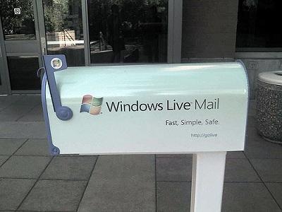 Hotmail es el servicio de correo electrónico más usado