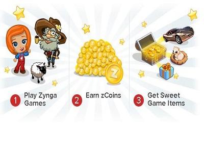 Zynga lanza RewardVille, nuevo programa online de recompensas