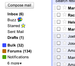 smart labels Gmail