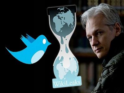 La justicia obliga a Twitter a proporcionar información de Wikileaks
