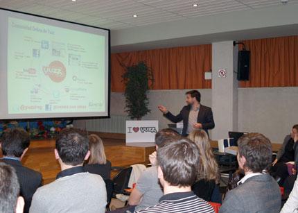 El programa Yuzz de la Fundación Banesto llega a Navarra